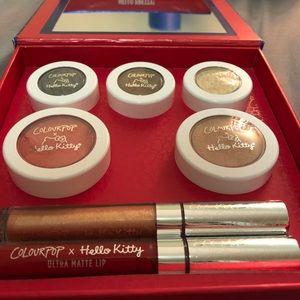 f04f5892d Colourpop Makeup - ColourPop x Hello Kitty Hello Pretty Makeup Set